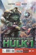 Indestructible Hulk #1 Blank Cover [Comic] THUMBNAIL