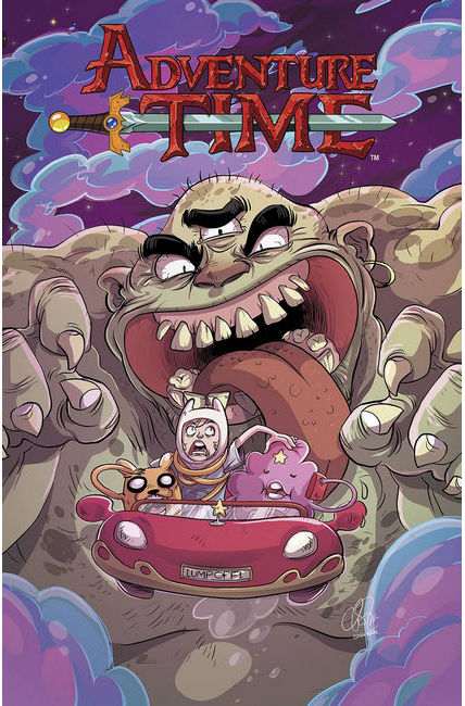 Adventure Time #34 Subscription Aguirre Cover [Boom Comic] LARGE