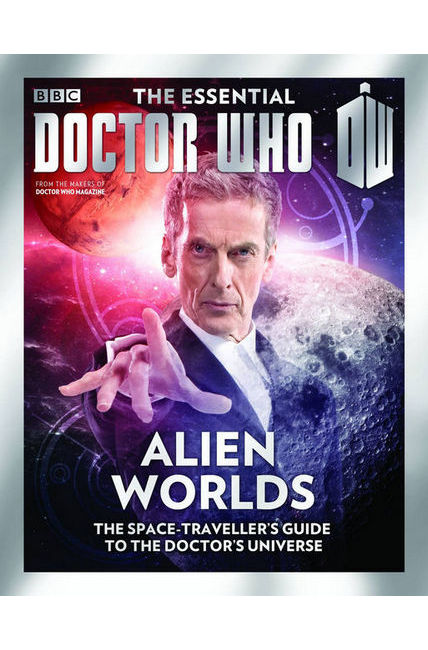 Doctor Who Essential Guide #3 Alien Worlds [Magazine] THUMBNAIL