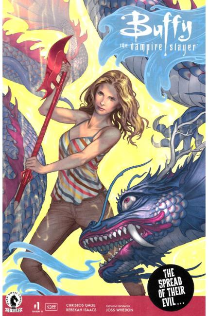 Buffy the Vampire Slayer Season 11 #1 [Dark Horse Comic] THUMBNAIL