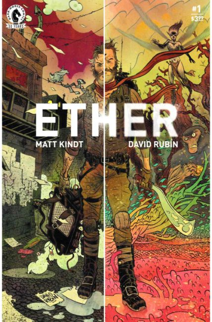 Ether #1 [Dark Horse Comic] THUMBNAIL