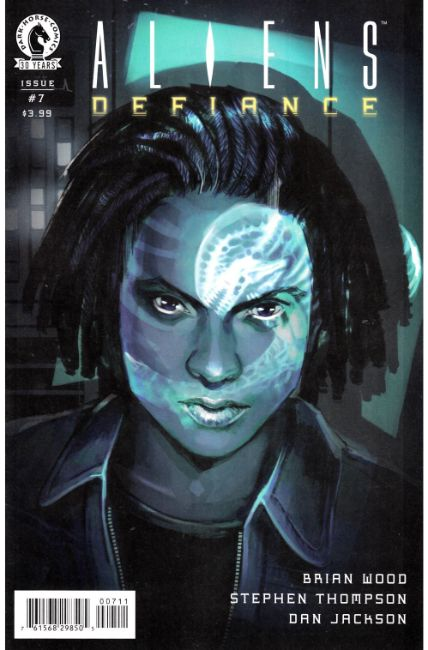 Aliens Defiance #7 [Dark Horse Comic]