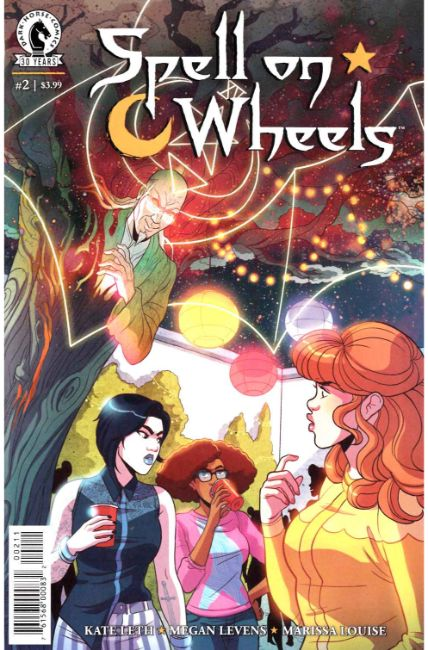 Spell On Wheels #2 [Dark Horse Comic] THUMBNAIL