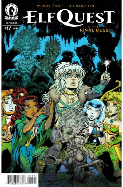 Elfquest Final Quest #17 [Dark Horse Comic]