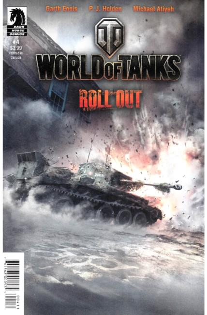 World of Tanks #4 [Dark Horse Comic]_THUMBNAIL