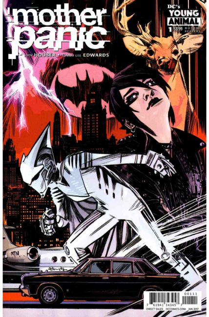 Mother Panic #1 [DC Comic] LARGE