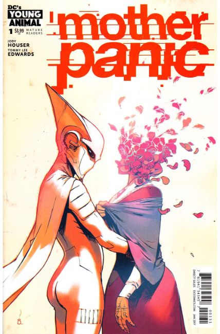 Mother Panic #1 Bengal Variant Cover [DC Comic] THUMBNAIL