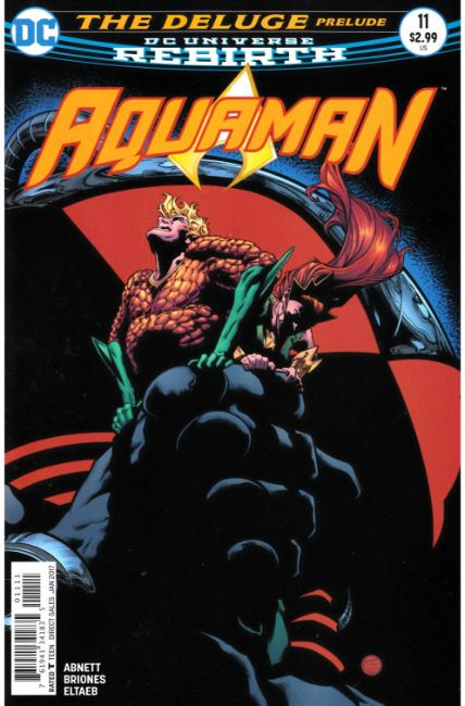 Aquaman #11 [DC Comic] LARGE
