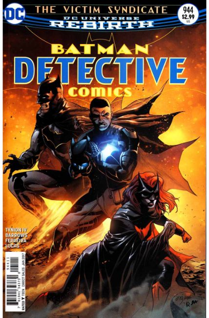 Detective Comics #944 [DC Comic] LARGE