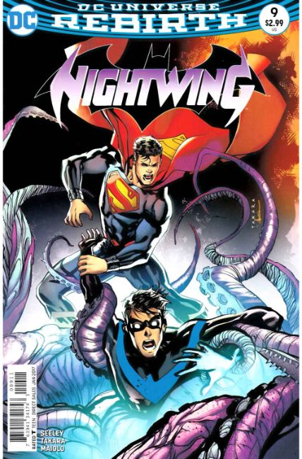 Nightwing #9 [DC Comic] LARGE