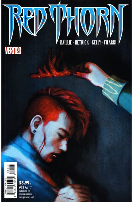 Red Thorn #13 [DC Comic]_THUMBNAIL