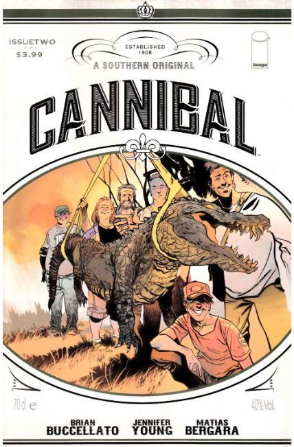 Cannibal #2 [Image Comic] THUMBNAIL