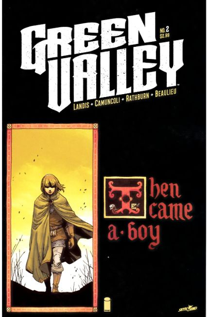 Green Valley #2 [Image Comic] THUMBNAIL
