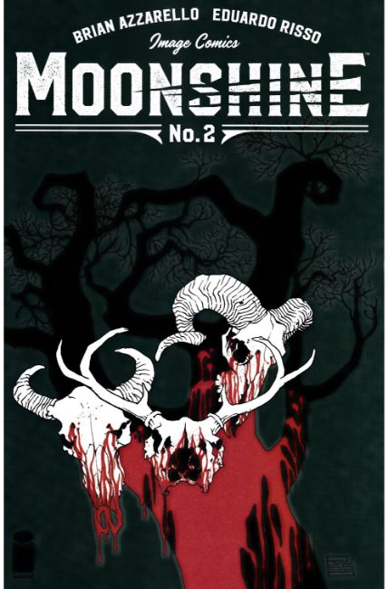 Moonshine #2 Cover A [Image Comic]