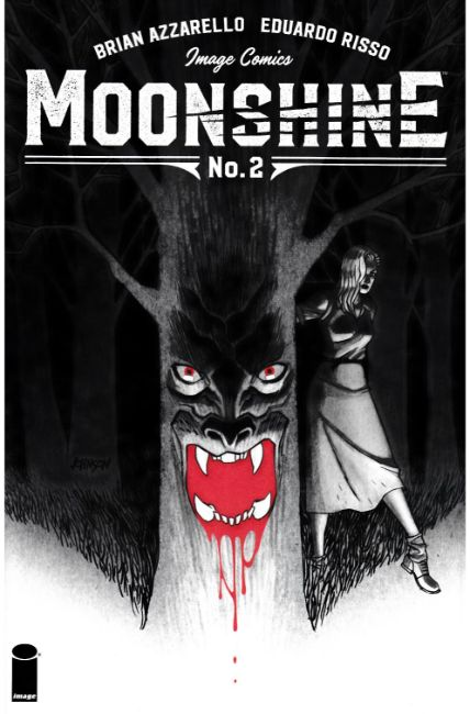 Moonshine #2 Cover B [Image Comic]