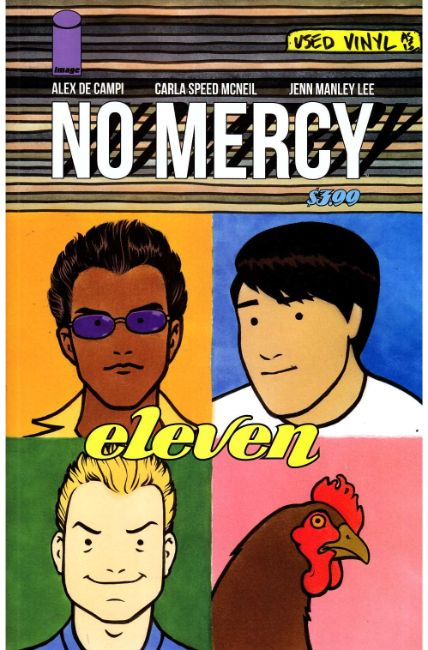 No Mercy #11 [Image Comic] THUMBNAIL