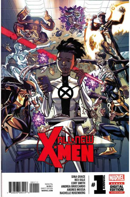 All New X-Men Annual #1 [Marvel Comic] LARGE