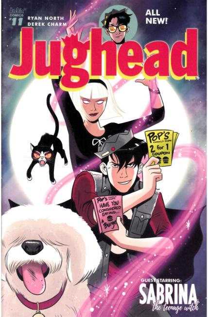 Jughead #11 Cover A [Archie Comic] LARGE