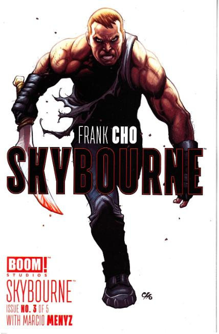 Skybourne #3 [Boom Comic]