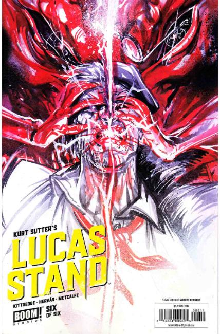 Lucas Stand #6 [Boom Comic]