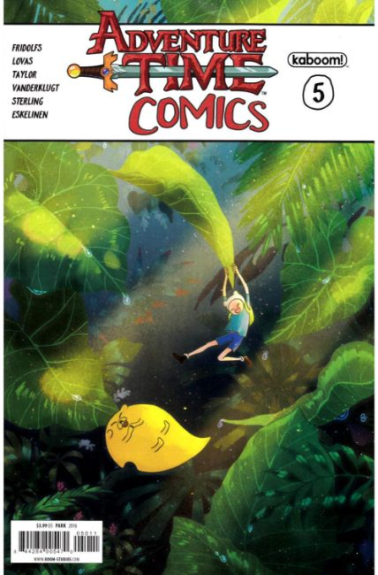 Adventure Time Comics #5 [Boom Comic] THUMBNAIL