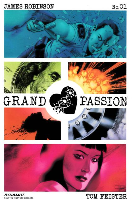 Grand Passion #1 [Dynamite Comic] THUMBNAIL