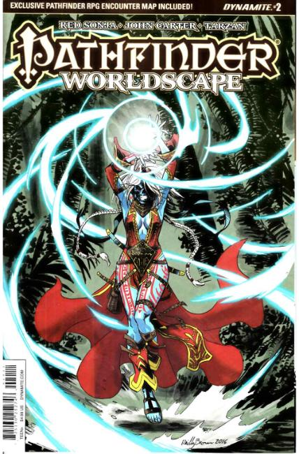 Pathfinder Worldscape #2 Cover A [Dynamite Comic]_THUMBNAIL