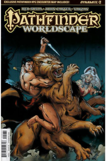 Pathfinder Worldscape #2 Cover C [Dynamite Comic]_THUMBNAIL