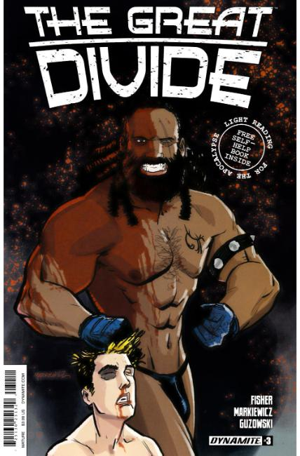 Great Divide #3 Cover A [Dynamite Comic] THUMBNAIL