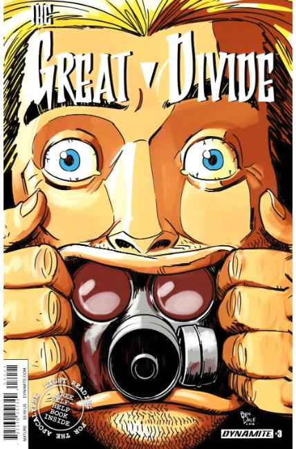 Great Divide #3 Cover B [Dynamite Comic] THUMBNAIL