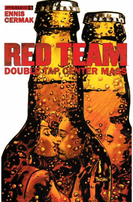 Garth Ennis Red Team Double Tap #5 [Dynamite Comic] THUMBNAIL
