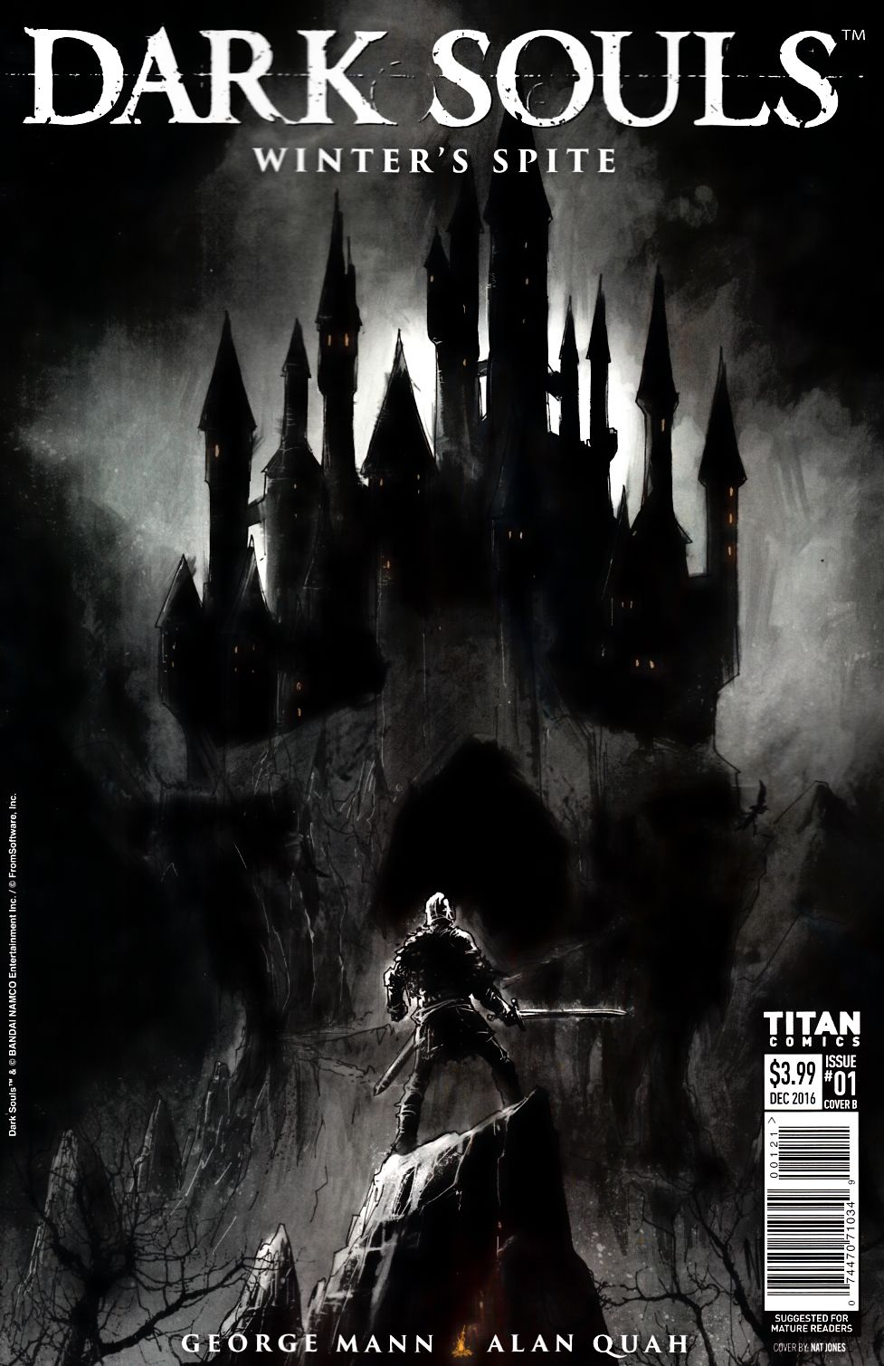 Dark Souls Winters Spite #1 Cover B [Titan Comic] THUMBNAIL