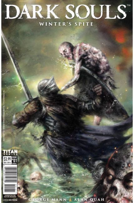Dark Souls Winters Spite #1 Cover C [Titan Comic] THUMBNAIL