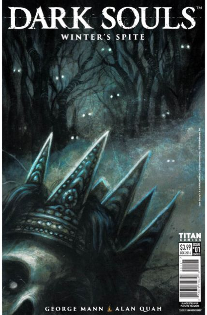 Dark Souls Winters Spite #1 Cover D [Titan Comic]_THUMBNAIL