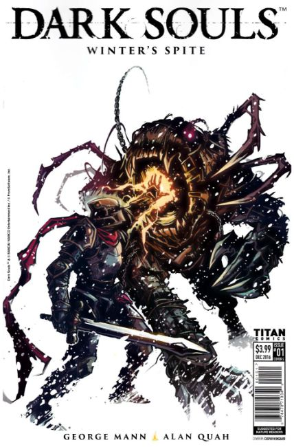 Dark Souls Winters Spite #1 Cover E [Titan Comic]_THUMBNAIL