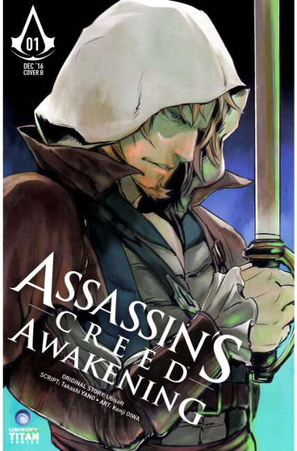 Assassins Creed Awakening #1 Cover B [Titan Comic]_THUMBNAIL