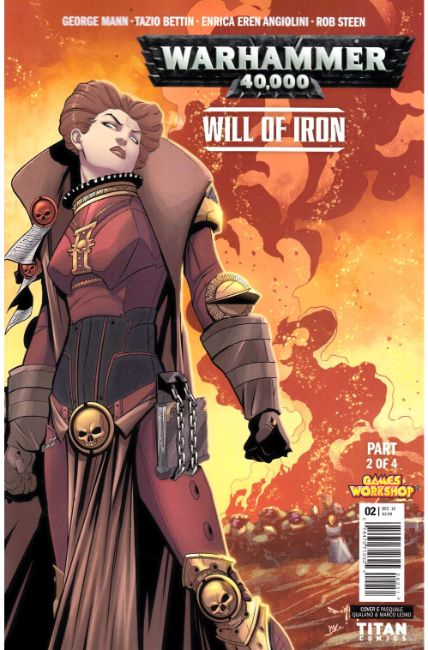 Warhammer 40000 Will of Iron #2 Cover E [Titan Comic]_THUMBNAIL