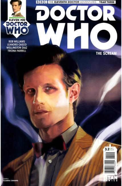Doctor Who 11th Doctor Year Three #2 Cover A [Titan Comic]_THUMBNAIL