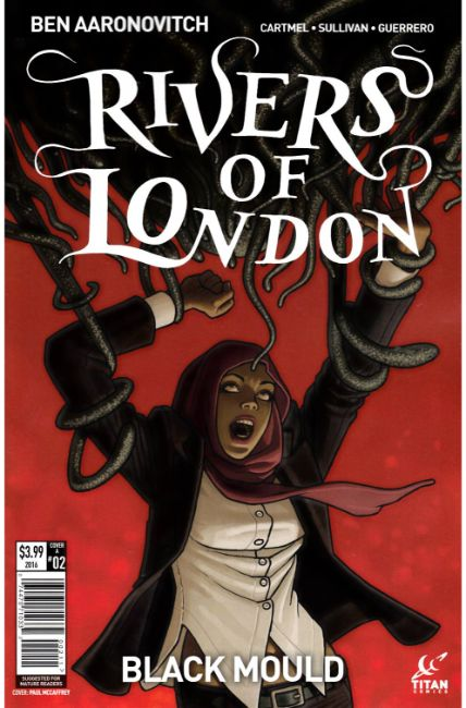 Rivers of London Black Mould #2 Cover A [Titan Comic] THUMBNAIL
