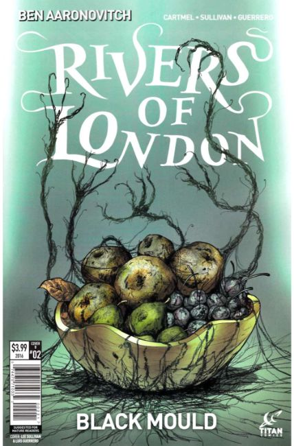 Rivers of London Black Mould #2 Cover B [Titan Comic] THUMBNAIL