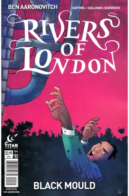 Rivers of London Black Mould #2 Cover C [Titan Comic] THUMBNAIL