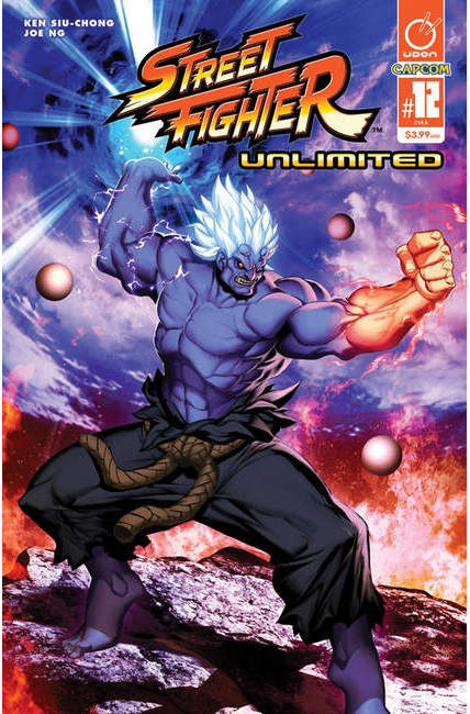 Street Fighter Unlimited #12 Cover A [Udon Comic] THUMBNAIL