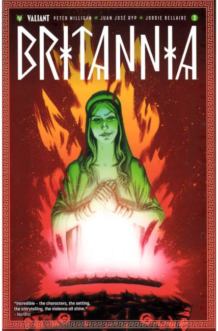 Britannia #3 Cover B [Valiant Comic]