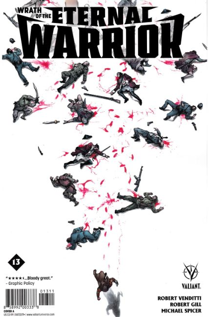 Wrath of the Eternal Warrior #13 Cover A [Valiant Comic]_THUMBNAIL