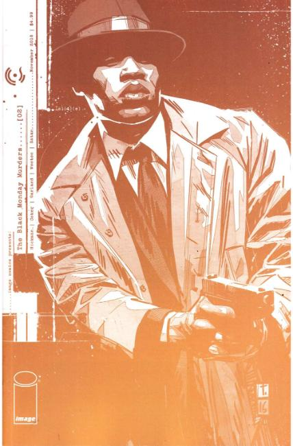 Black Monday Murders #2 Third Printing [Image Comic] THUMBNAIL