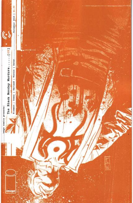 Black Monday Murders #3 Second Printing [Image Comic] THUMBNAIL
