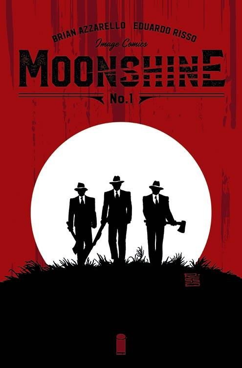 Moonshine #1 Second Printing [Image Comic]