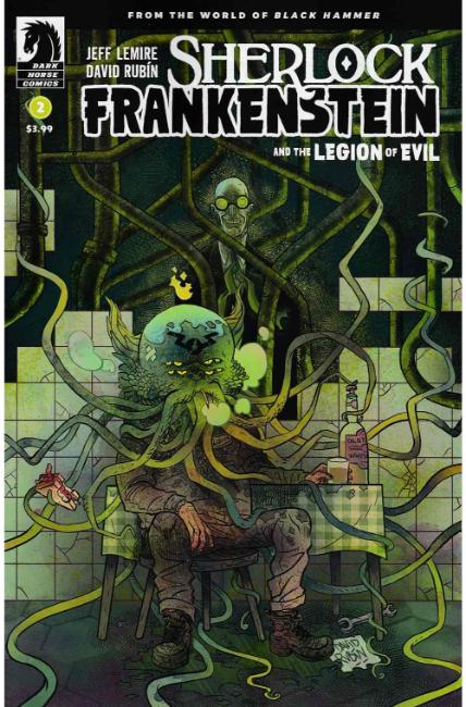 Sherlock Frankenstein & Legion of Evil #2 [Dark Horse Comic] THUMBNAIL