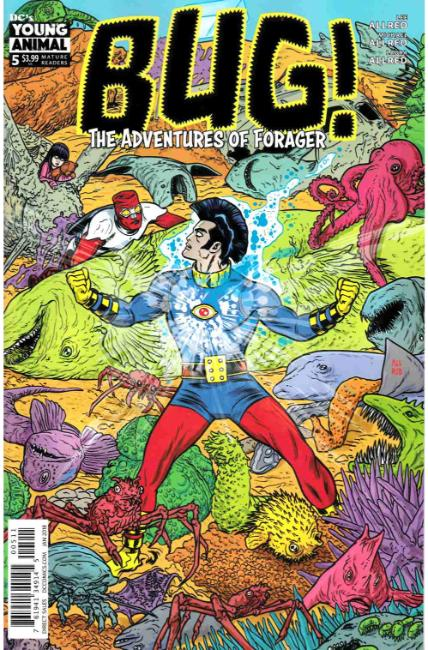 Bug The Adventures of Forager #5 [DC Comic] THUMBNAIL