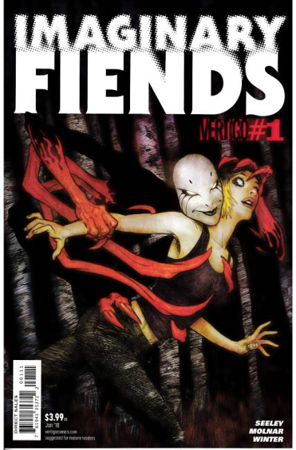 Imaginary Fiends #1 [DC Comic] THUMBNAIL